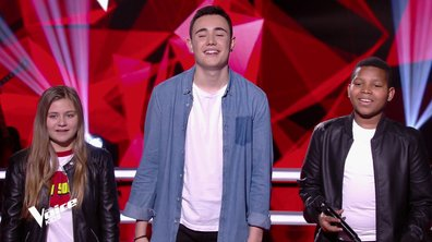 The Voice Kids 6 - BATTLES (Jenifer) : Qui de Roger, Theo ou Justine a gagné ? (REPLAY)
