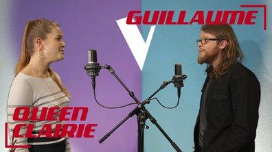 La Vox des talents : Queen clairie vs Guillaume | La tendresse | Bourvil