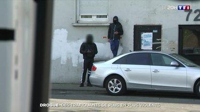 Quelle est l'ampleur du trafic de drogue en France ?