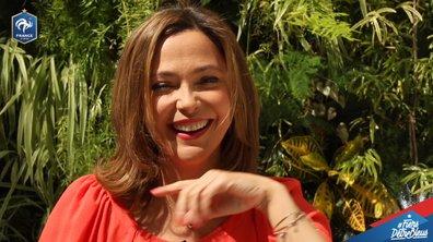 A la rencontre de la fierté bleue : Sandrine Quétier