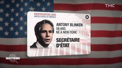 Qui est Antony Blinken, le nouveau Secrétaire d'Etat de Joe Biden ?
