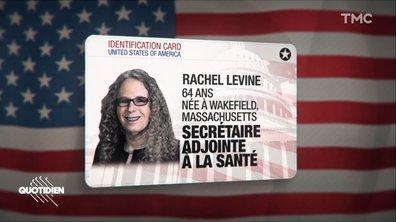 Qui est Rachel Levine, la première femme transgenre nommée ministre de la Santé de Joe Biden ?