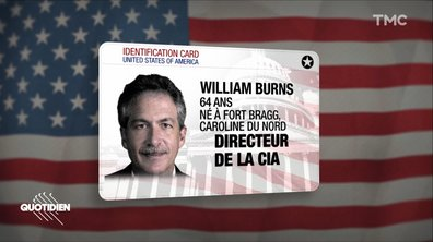 Qui est William Burns, le nouveau patron de la CIA ?