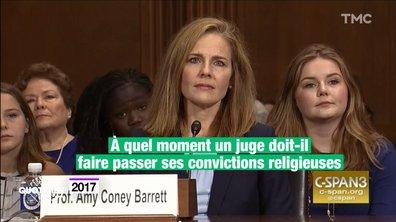 """Qui sont les """"People of Praise"""", la communauté religieuse dont fait partie la nouvelle juge Amy Coney Barrett ?"""