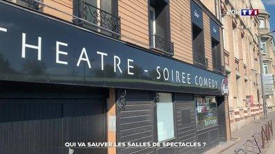 Qui va sauver les salles de spectacles ?