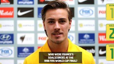 VIDEO Insolite : les Australiens répondent au Quiz spécial France