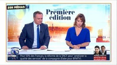 20h Médias : comment BFMTV a gommé TF1 et Pernaut de ses infos