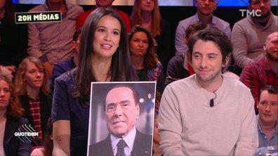 20h Médias – Le come-back de Silvio Berlusconi