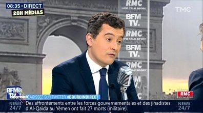 20H Médias – Dans les coulisses de l'interview de Gérald Darmanin par Jean-Jacques Bourdin
