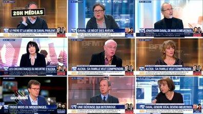 20h Médias : Défilé d'experts pour l'affaire Daval