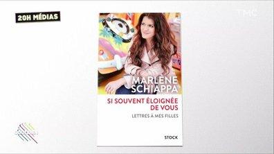 20h Médias : double peine pour le livre de Marlène Schiappa