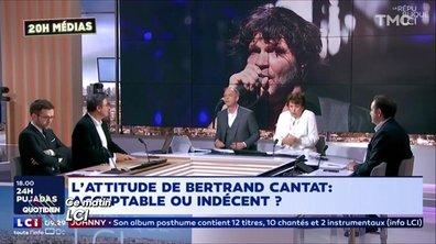 20h Médias : La fin pour Bertrand Cantat ?