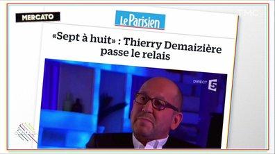 20h Médias : François Lenglet, Thierry Demaizières, Marc Fauvelle… le point mercato du PAF