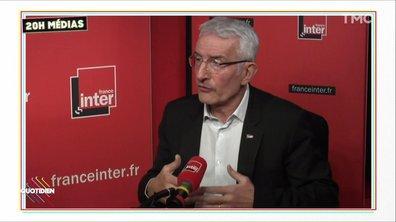 20h Médias – Grèves SNCF : Guillaume Pepy sur le grill