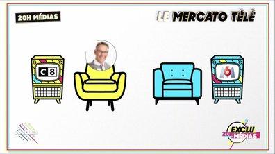 20h Médias : Julien Courbet quitte C8