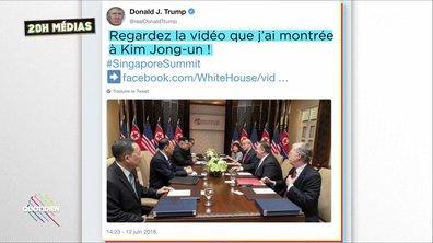 20h Médias : le très lourdingue film de Trump