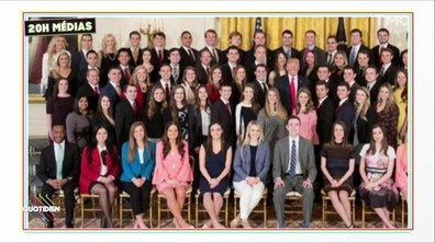 20h Médias : la Maison très blanche de Donald Trump