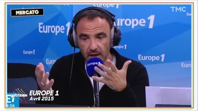 20h Médias : Nikos Aliagas sur la matinale d'Europe 1, ça se précise