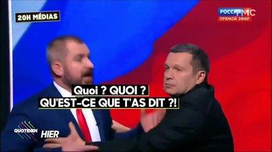 20h Médias – Russie : grosse embrouille en plein débat présidentiel