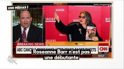 20h Médias : la série TV Roseanne annulée pour racisme