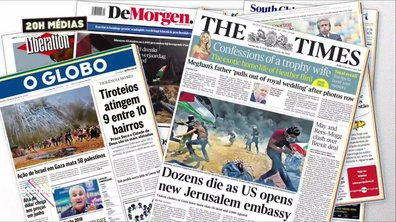 20h Médias : les violences à Gaza vues par la presse