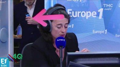 Les 4 Q -  Marine Le Pen a aussi son antisèche