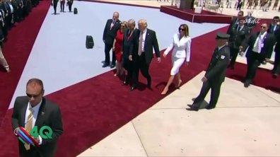 Les 4 Q - Trump, les vents de Melania, et le Pape