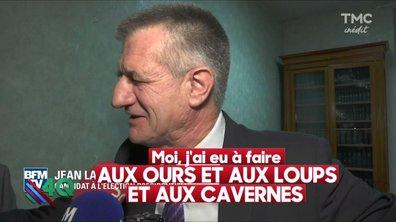 Les 4Q - Jean Lassalle Vs Wild