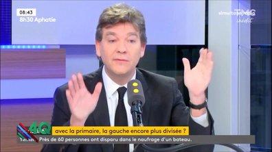 Les 4Q  - Le macho show d'Arnaud Montebourg