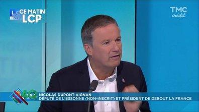 Les 4Q : Le monde parallèle de Nicolas Dupont Aignan