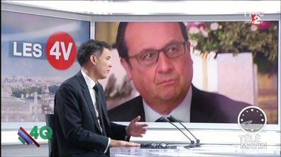 Les 4Q – On a trouvé un soutient à François Hollande !