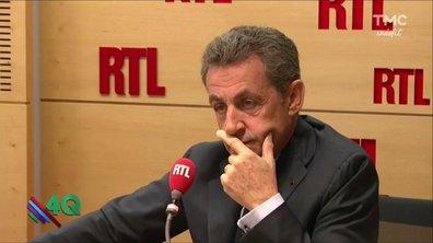 Les 4Q - Sarkozy en total self-control
