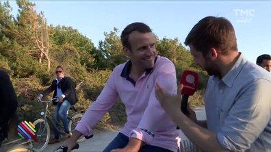 A la poursuite d'Emmanuel Macron : opération rosalie au Touquet