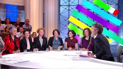 Invitées : les accusatrices de Denis Baupin, Sandrine Rousseau, Elen Debost, Laurence Mermet, Isabelle Attard, Geneviève Zdrojewski, Annie Lahmer