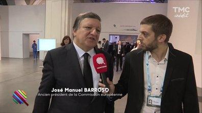 José Manuel Barroso s'exprime pour la première fois depuis le début de la polémique.