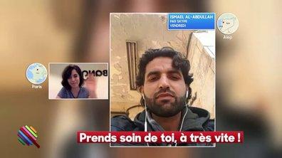 Depuis Alep, Ismael réagit à l'élection de Donald Trump