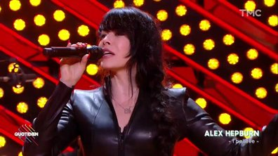 Alex Hepburn -  « I Believe » en live dans Quotidien