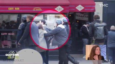 Alexandre Benalla : que s'est-il passé le 1er mai, place de la Contrescarpe ?