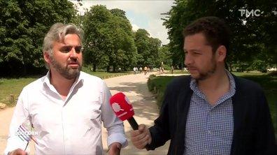 Alexis Corbière réagit au clash entre Malek Boutih et Mélenchon