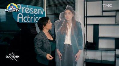 Alison Wheeler détective : le Préserv'Actrice, pour protéger les comédiennes des agressions sexuelles