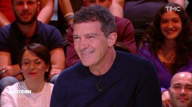 """Invité : Antonio Banderas pour """"Douleur et gloire"""""""