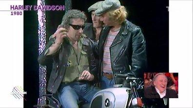Archives : Quand Gérard Depardieu chantait aux côtés de Gainsbourg et Hallyday