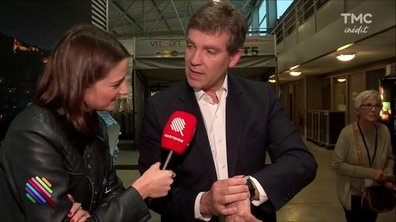 Arnaud Montebourg :  Made In France jusqu'au slip