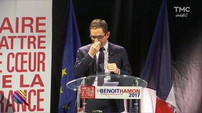 Qui aura la Gaule ? - Le gros rhume de Benoit Hamon