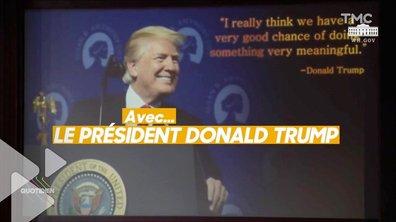 La bande annonce à l'américaine du sommet Trump-Kim