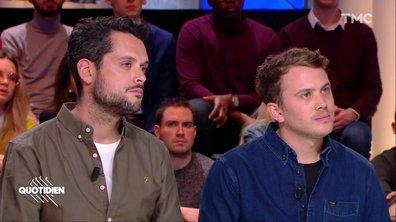 Baptiste des Monstiers et Pierre Caillé racontent leur arrestation au Venezuela