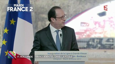 Les bidasses en folie à la protection de François Hollande ?