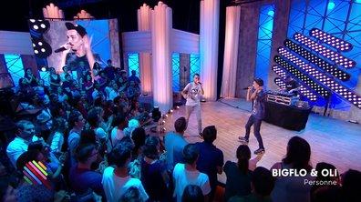 """Big Flo et Oli - """"Personne"""" sur la scène de Quotidien (exclu web)"""