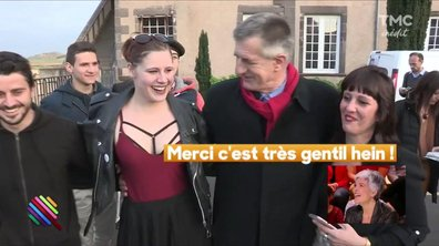 Le Bloc-Note de la campagne : Jean Lassalle bourreau des coeurs