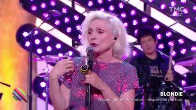 """Blondie - """"Long Time"""" sur la scène de Quotidien"""